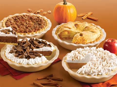Bradley Nierenberg's Top Ten Thanksgiving Pies (Part 1)