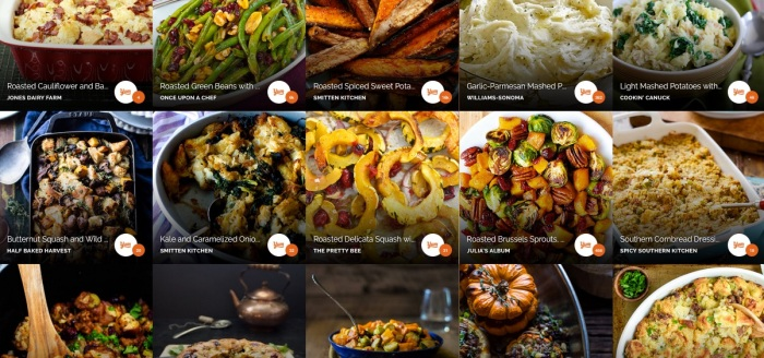 Thanksgiving Sides – Tried and True or Something New