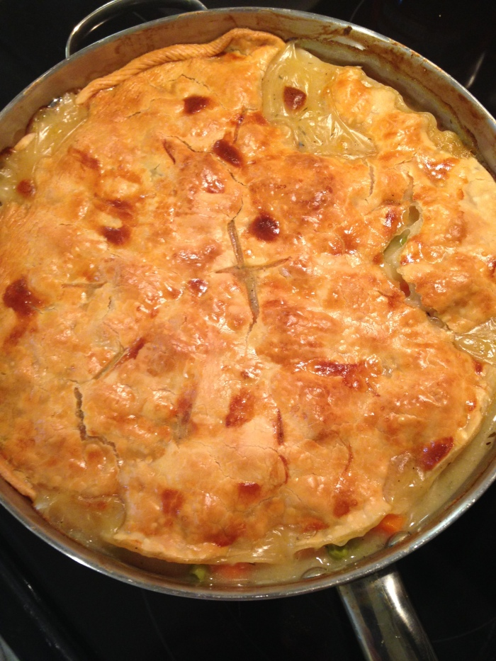 Chicken Pot Pie – The Perfect One Pot Meal