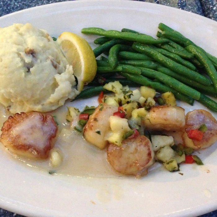 Vacation Vittles – Pizza, Seafood,Sausage