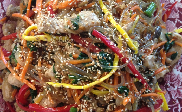 Japchae – You'll Wish Every Day Was Your Birthday!