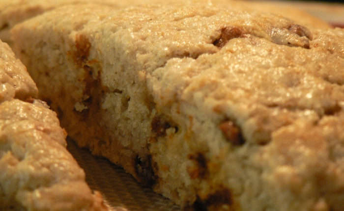These Cinnamon Chip Scones Will Change Your Life