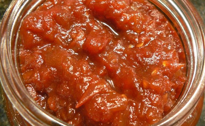 Tomato Jam Goes withEVERYTHING!