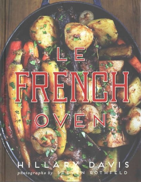 Le French Oven cookbook cover